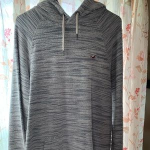 Men's Hollister Sweater Hoodie..Size Large